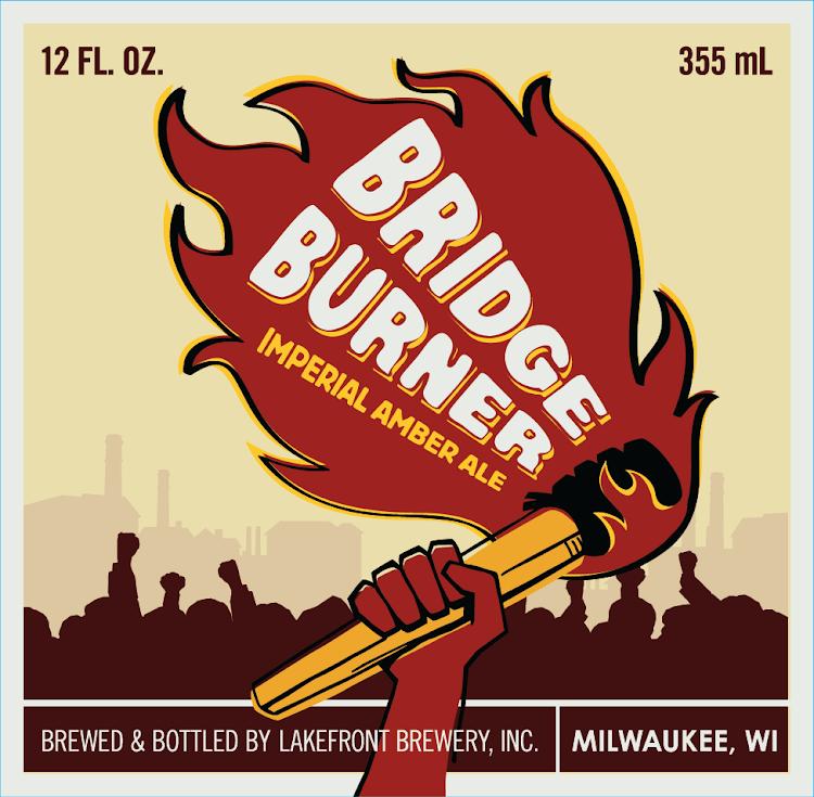 Logo of Lakefront Bridge Burner