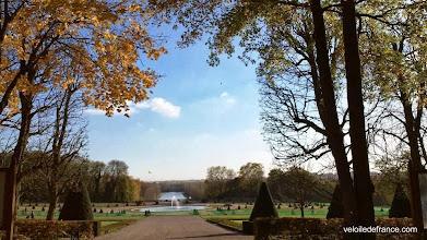 Photo: Jardin du Parc de Sceaux - Guide de balade à vélo de Sceaux à Meudon par veloiledefrance.com