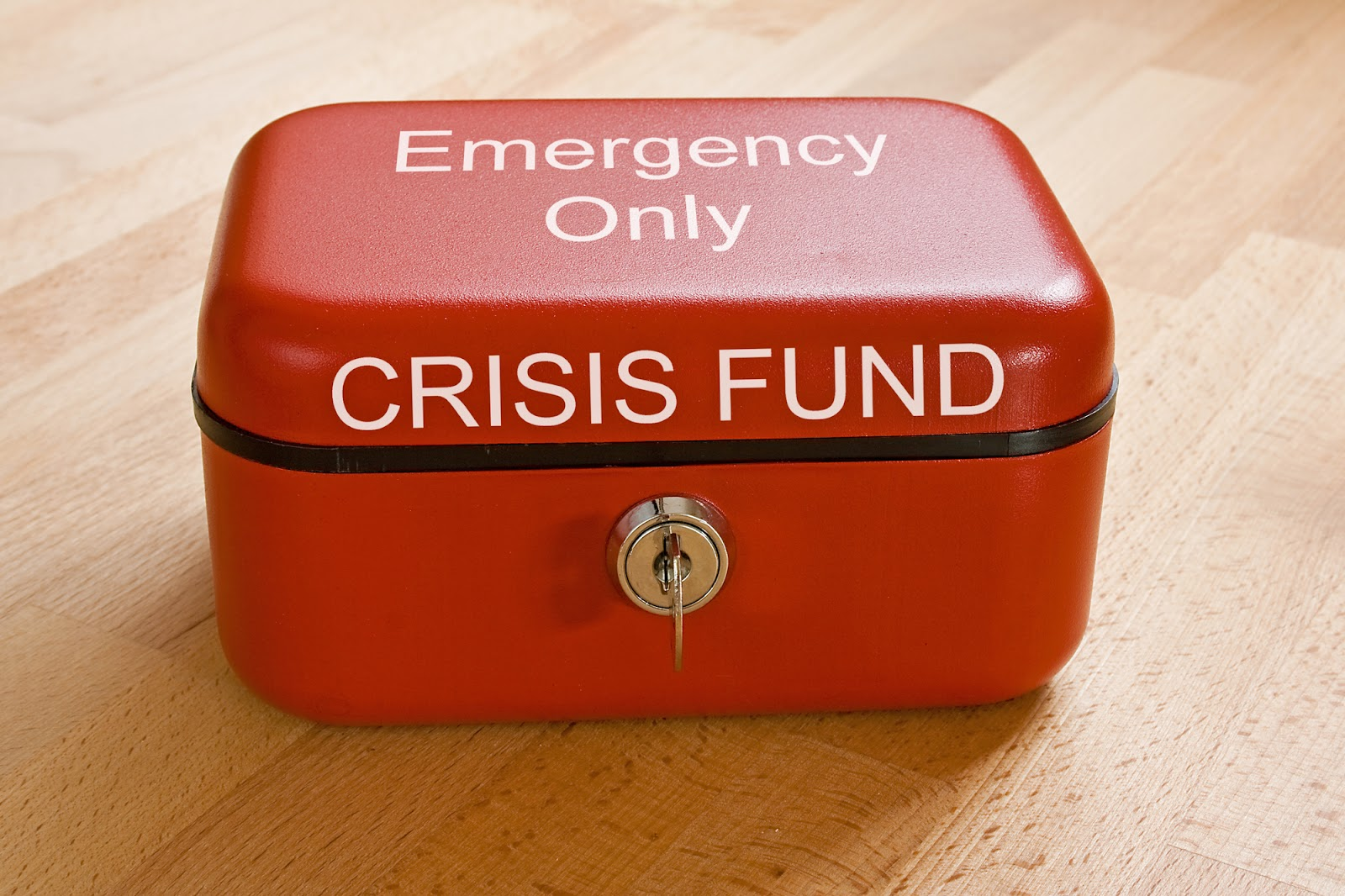 7 Ways to Build Your Emergency Fund - Red Cash Safe