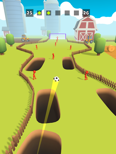 Crazy Kick! apktram screenshots 13