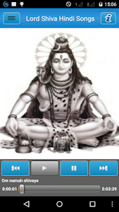 Lord Shiva Hindi Songs screenshot 0