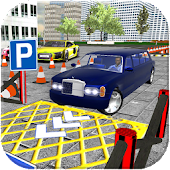 Luxury Limo City Car Parking 3D Driving Simulator