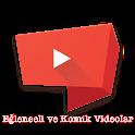 Eğlenceli ve Komik Videolar icon