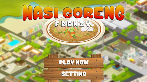Nasi Goreng Frenzy  screenshots 1