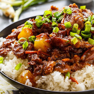 Spicy Pineapple Beef Recipes