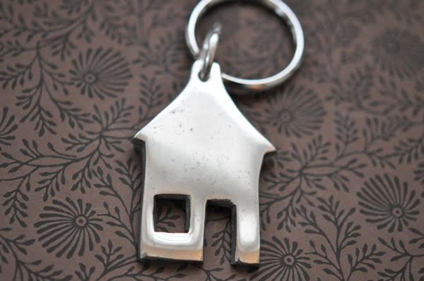 Nyckelring till Husnyckeln