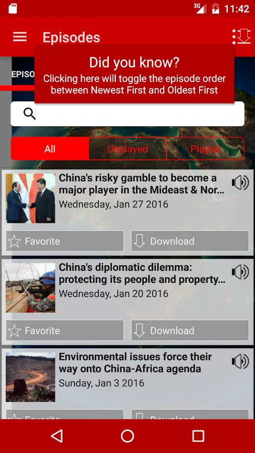 The China Africa Project- screenshot