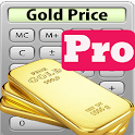 Gold Price Calculator Pro icon