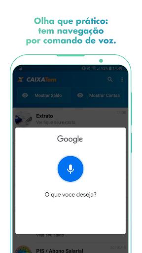 CAIXA Tem  screenshots 6