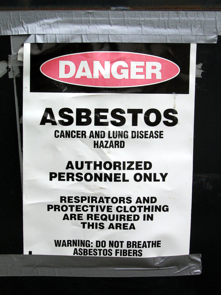 Virginia Contractors Working with Asbestos
