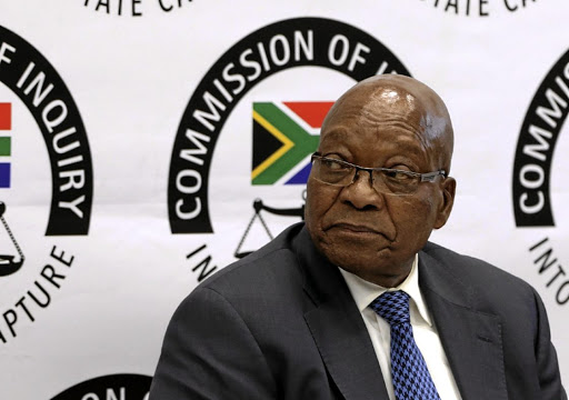 Jacob Zuma delays Zondo showing