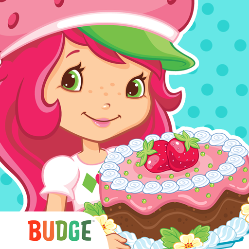 Strawberry Shortcake Bake Shop Icon