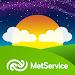MetService Rural Weather App icon