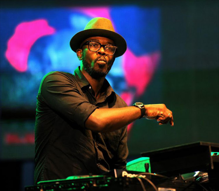 Black Coffee is set to heat up the dance floor this weekend at the Global Citizen Festival lineup.