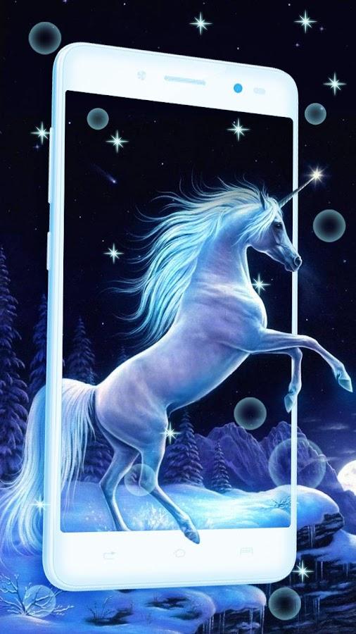 Fantasy Unicorn Wallpaper 30995