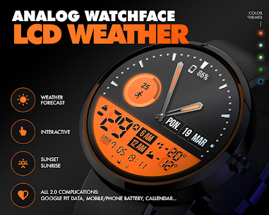 ByssWeather for Wear OS 1