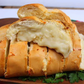 Garlic Toasted Cheese Loaf.
