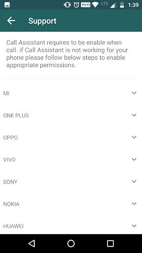 Call Assistant - Fake Call 4.8 screenshots 10