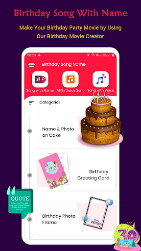 Awesome Download Name On Birthday Cake With Photo And Birthday Song Free Funny Birthday Cards Online Alyptdamsfinfo