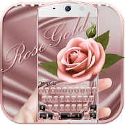 App Theme Rose Gold for Keyboard APK for Windows Phone