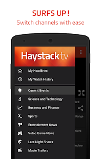 Haystack TV: Daily News- screenshot thumbnail