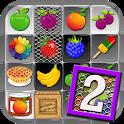 Fruit Drops 2 - Match 3 puzzle icon