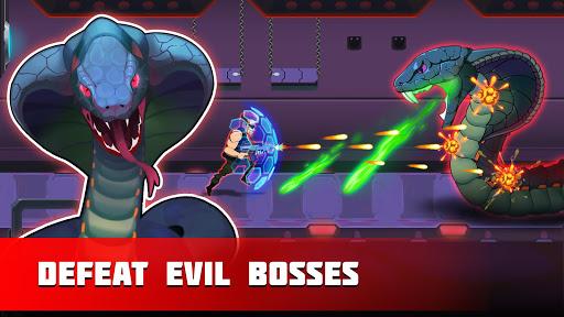 Metal Strike War: Gun Solider Shooting Games ss1