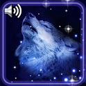 Wolves Howl Live Wallpaper icon