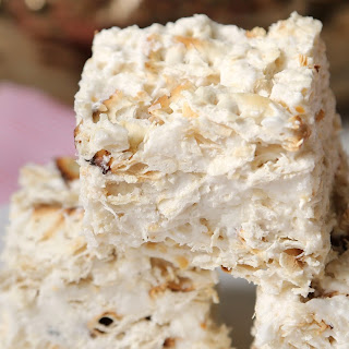Matzo Marshmallow Treats
