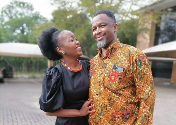 Actor Sello Maake ka Ncube is officially off the market & livin' it up in Zanzibar - TimesLIVE