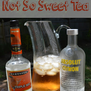 Not So Sweet Tea