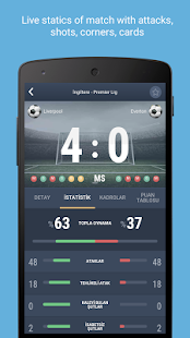 Super Live Score- screenshot thumbnail
