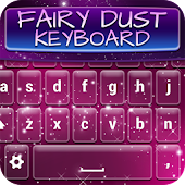 Fairy Dust Keyboard Theme