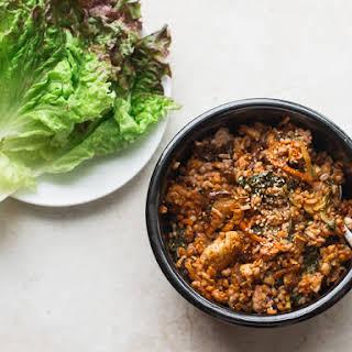 Korean Mushrooms Recipes.
