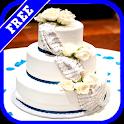 Wedding Cake Decorations icon