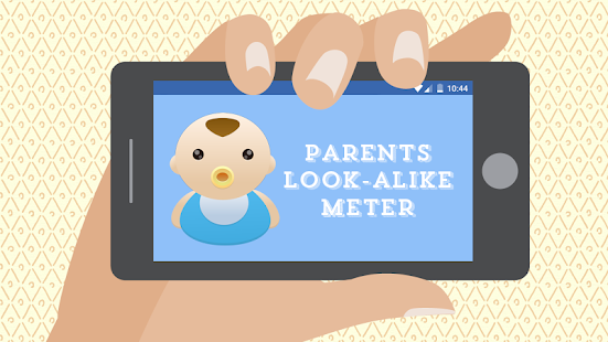 Parents Look-alike meter screenshot