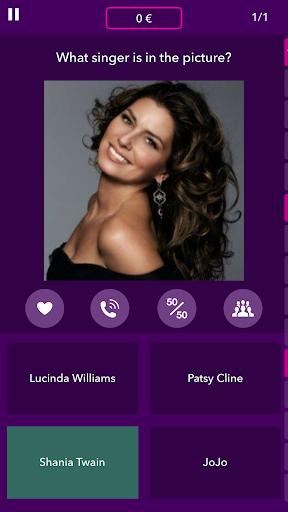 Millionaire Music Quiz apktram screenshots 1
