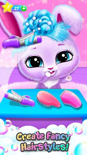 Kiki & Fifi Bubble Party - Fun with Virtual Pets  screenshots 3