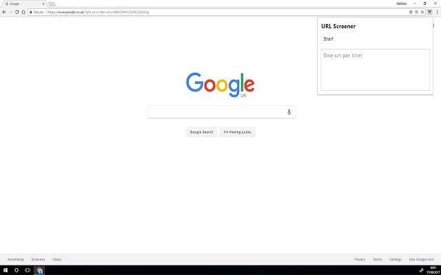 URL Screener