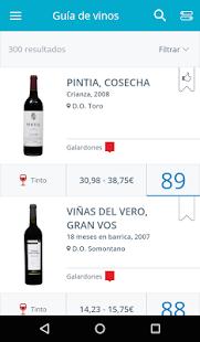 Guía de Vinos - náhled