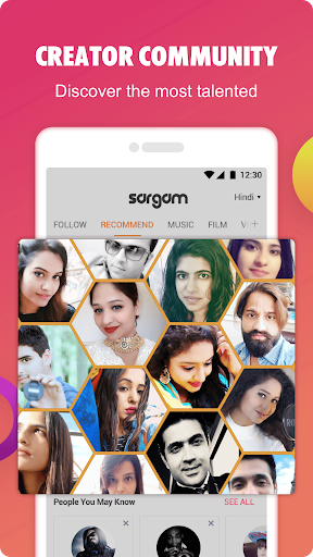 Sargam - Discover Music 3.4.7 screenshots 2