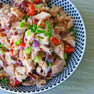Loaded Tuna Salad.