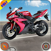 Extreme Super Bike Racing 3D Game