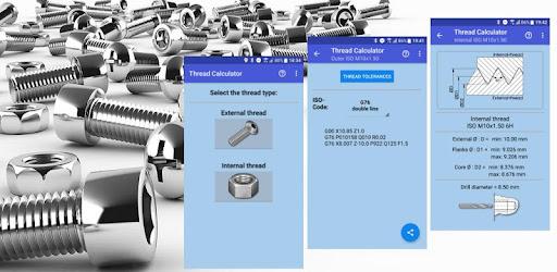 Thread calculator - Apps on Google Play