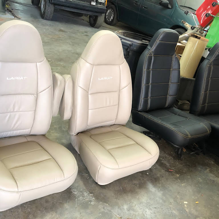 Allstar Auto Interiors Auto Upholstery