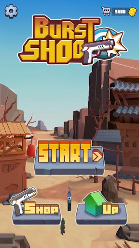 Burst Shoot screenshot 1