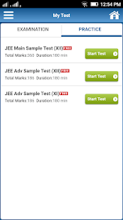 Career Point OTS For JEE NEET- screenshot thumbnail