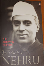 Photo: The Discovery of India by Jawaharlal Nehru, finally in my hands. My discovery of Nehru from the Prologue is that he is a romanticist. 24th November updated - http://jp.asksiddhi.in/daily_detail.php?id=372