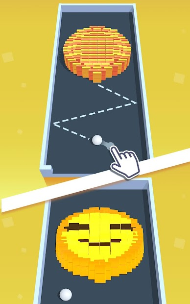 Rolling Domino Android App Screenshot