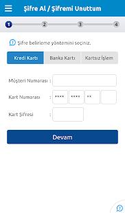 Yapı Kredi Mobil Bankacılık - screenshot thumbnail